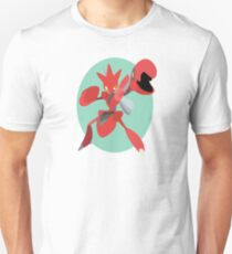 Scizor - 2nd Gen Unisex T-Shirt