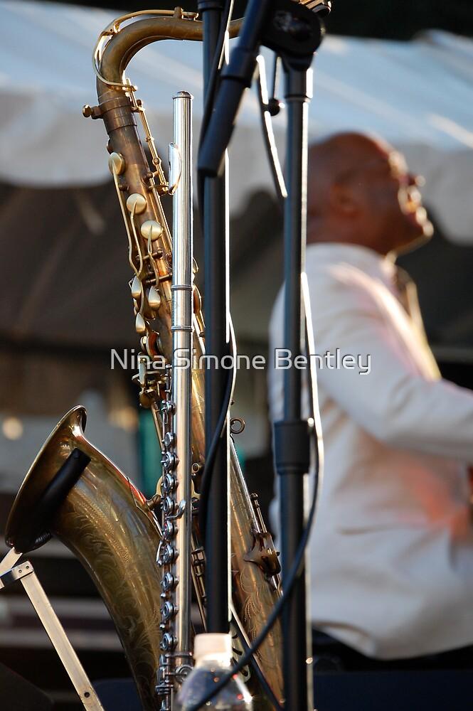 Sax-n-Flute by Nina Simone Bentley