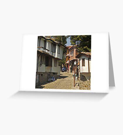 Plovdiv, Bulgaria Greeting Card