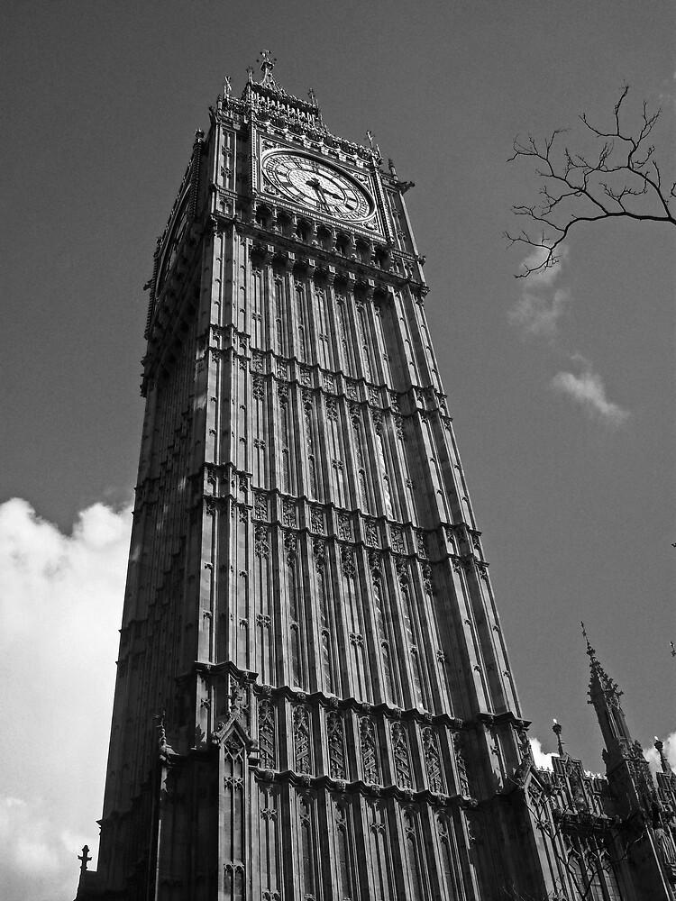 Big Ben by Nathan Walker