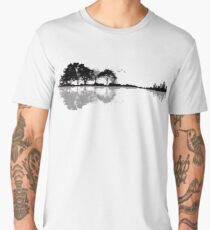 Nature Guitar Men's Premium T-Shirt