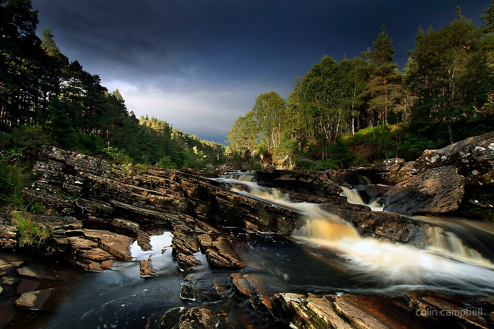 Little Garve III by colin campbell