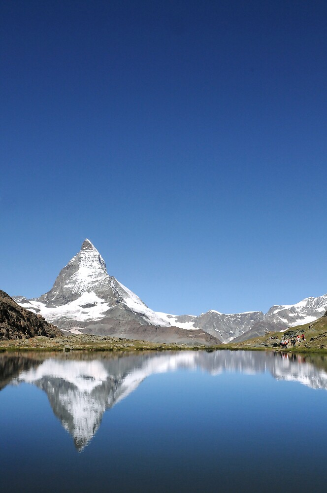 matterhorn reflection II by mc27