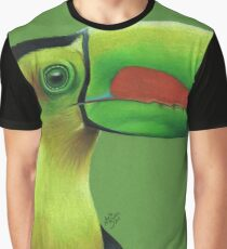 Keel-Billed Graphic T-Shirt