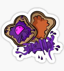 Jelly Homicide Sticker