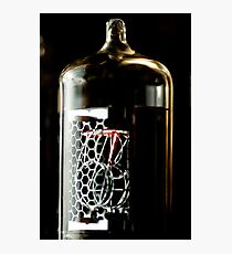 Time in a little glass bottle Photographic Print