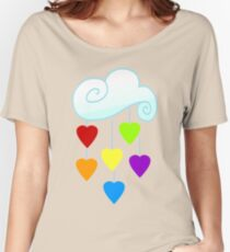 My little Pony - Songbird Serenade Cutie Mark (MLP The Movie) Women's Relaxed Fit T-Shirt