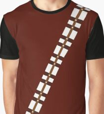 Chewbacca Chewie belt Graphic T-Shirt