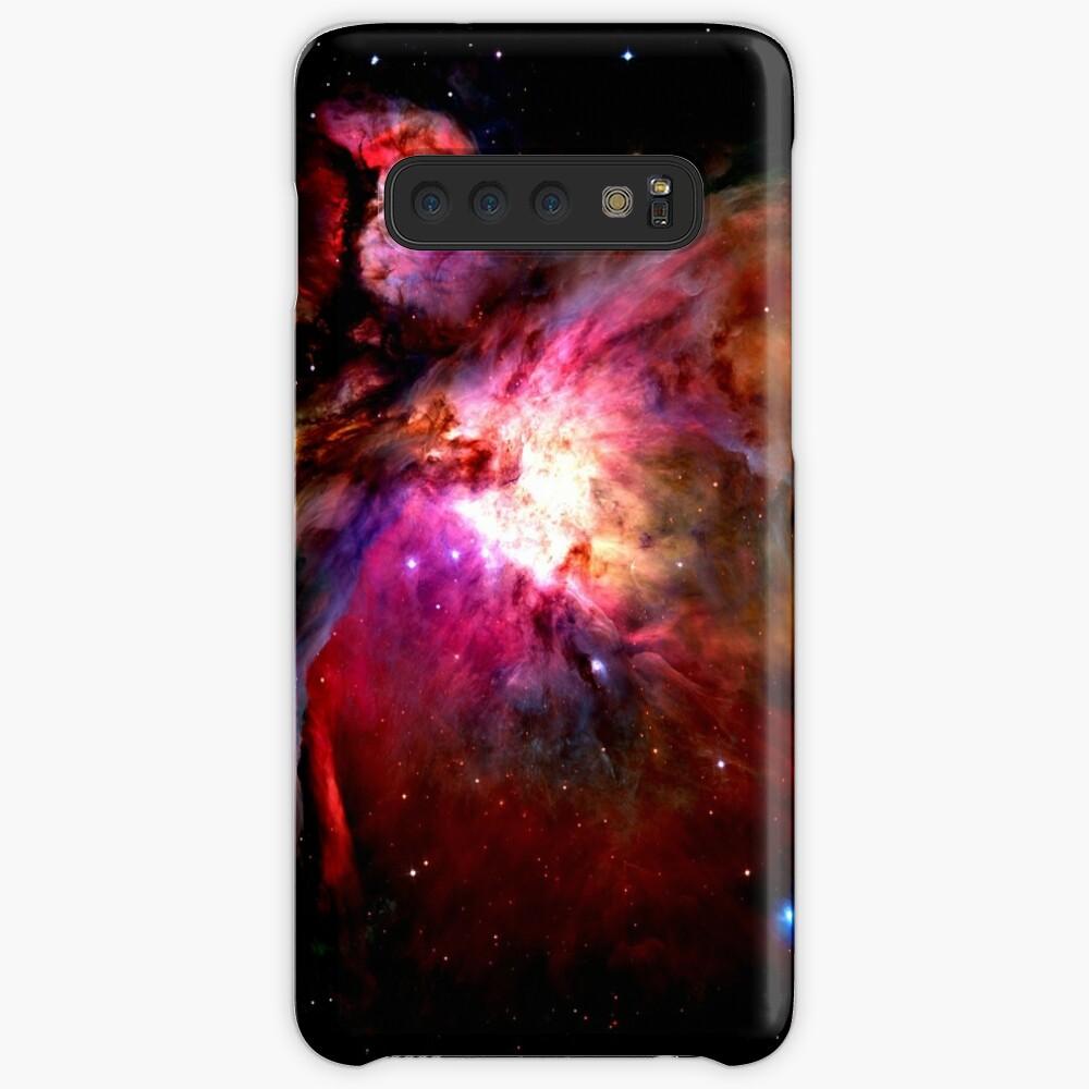 Nebulosa de Orión No.1 Funda y vinilo para Samsung Galaxy