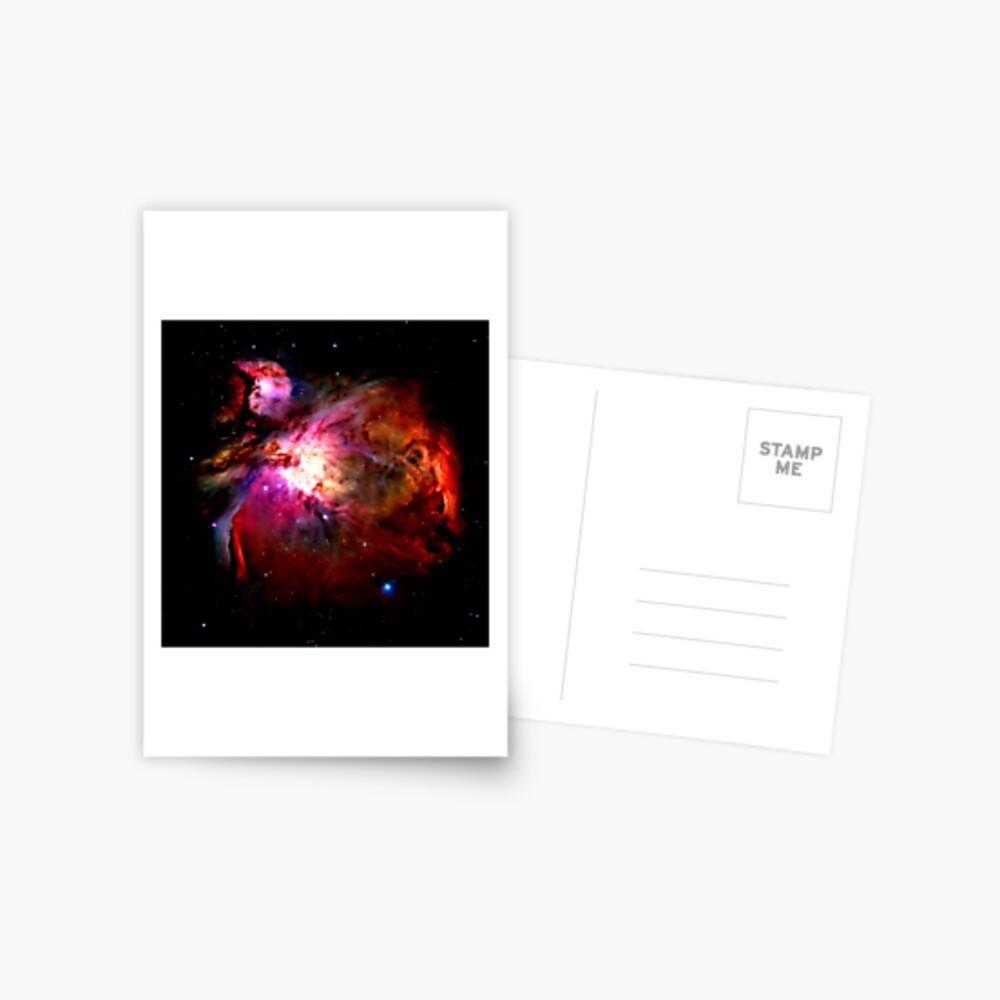 Nebulosa de Orión No.1 Postal