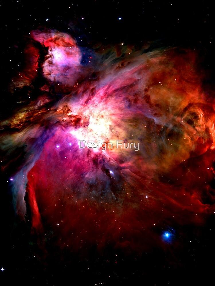 Nebulosa de Orión No.1 de tee-fury