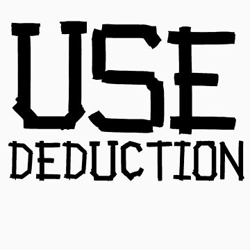 use deduction by gwschenk