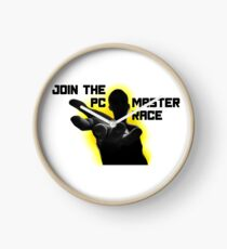 Join The PC Master Race Clock