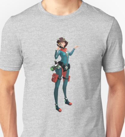 Girl warrior Camiseta