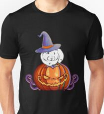 Hamster gift shirt with hat halloween T-Shirt