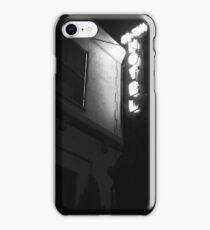 Hollywood Hotel No-Tell iPhone Case/Skin