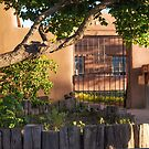 Old Town Albuquerque Pueblo  by Gregory Ballos