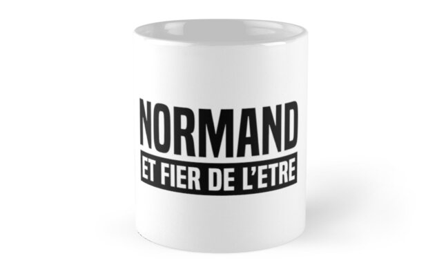 Normand and proud to be by fourretout