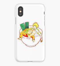 Sleeping Ramen iPhone Case/Skin