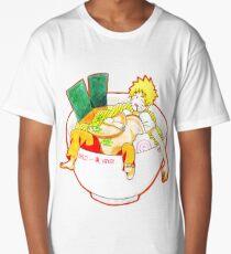 Sleeping Ramen Long T-Shirt
