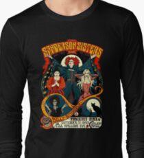Sanderson Sisters Long Sleeve T-Shirt