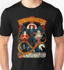 Sanderson Sisters Slim Fit T-Shirt