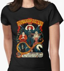 Sanderson Sisters Women's Fitted T-Shirt