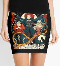 Sanderson Sisters Mini Skirt