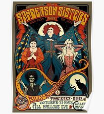 The Sanderson Sisters Poster