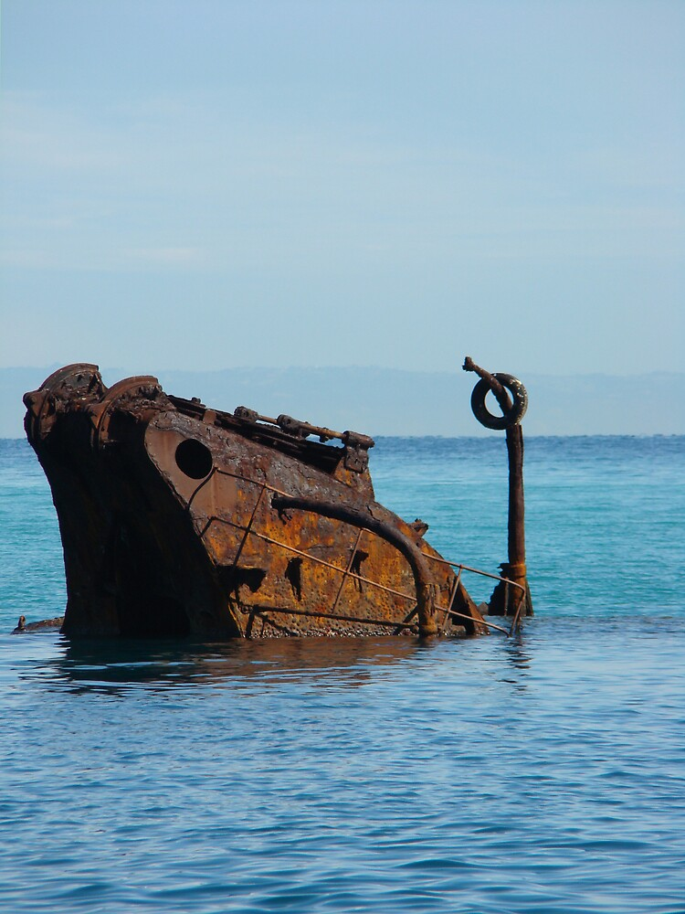 Wreck 2 by Hippo