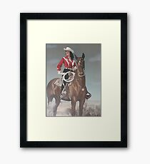 My Mother, My Hero Framed Print