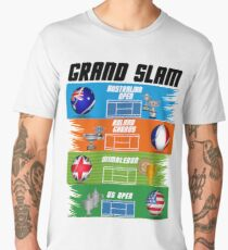 Grand Slam of Tennis Men's Premium T-Shirt