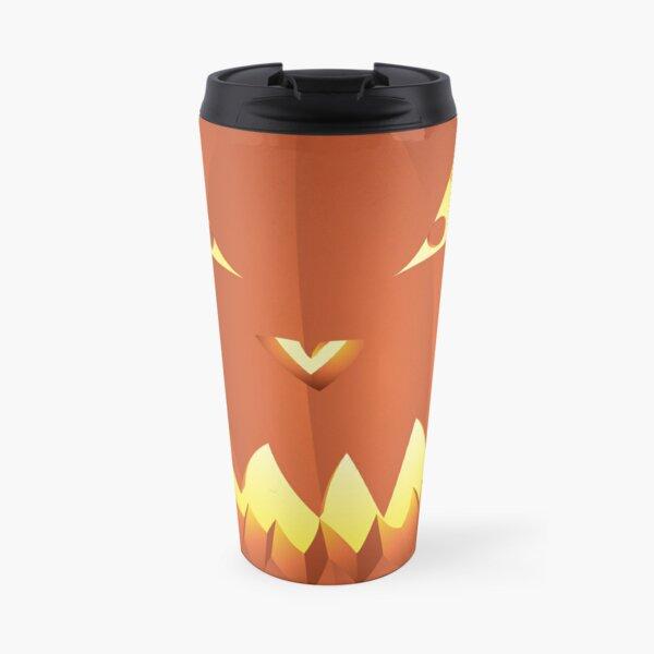 Halloweenkürbis... Travel Mug