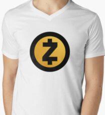 Zcash Men's V-Neck T-Shirt
