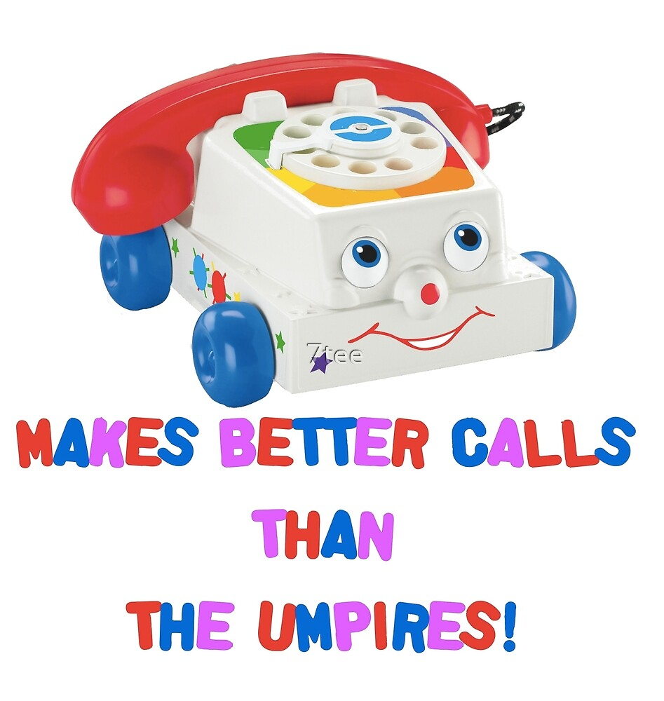 Makes Better Calls Than The Umpires! Field Hockey Umpire Humour! by 7tee