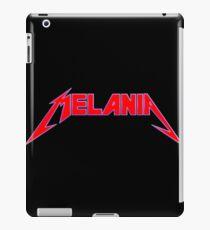 Melania//Heavy metal iPad Case/Skin