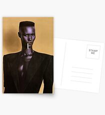 Grace Jones Postkarten