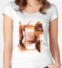Washboard At The Bar U Women's Fitted Scoop T-Shirt