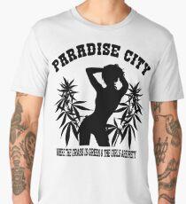 PARADISE CITY Men's Premium T-Shirt