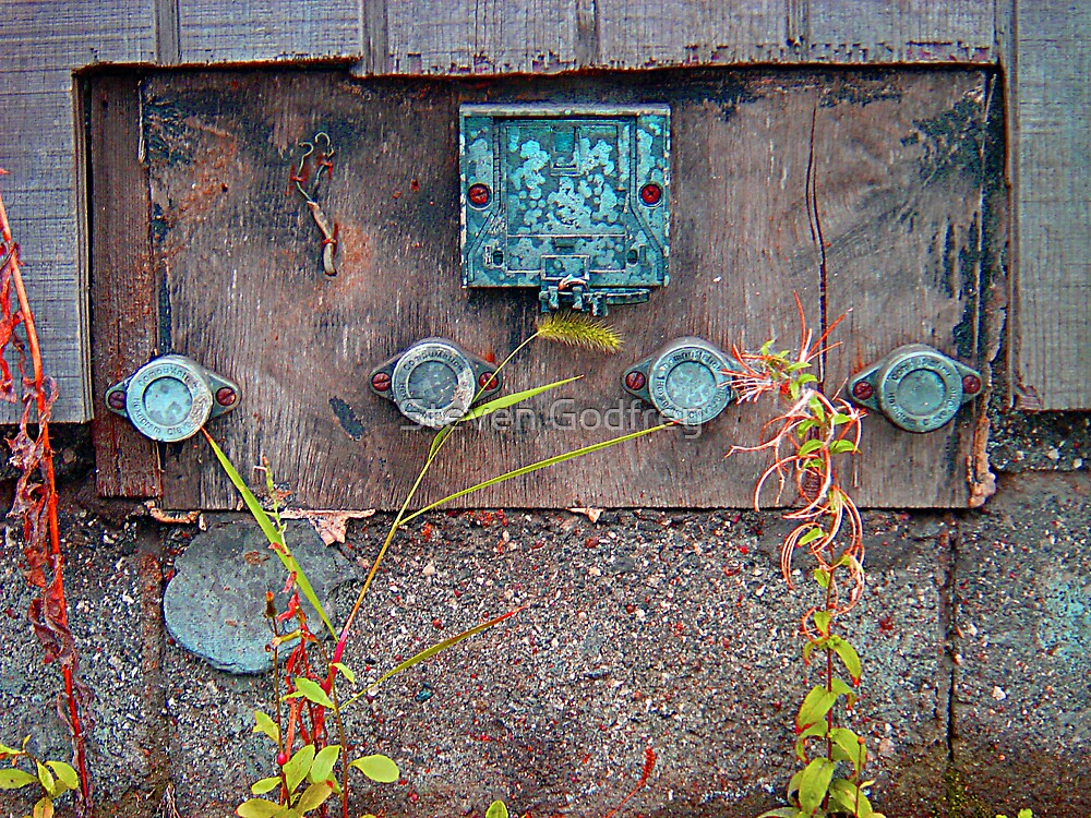 Electrical Components by Steven Godfrey