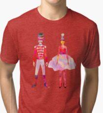 Nutcracker Ballet Tri-blend T-Shirt