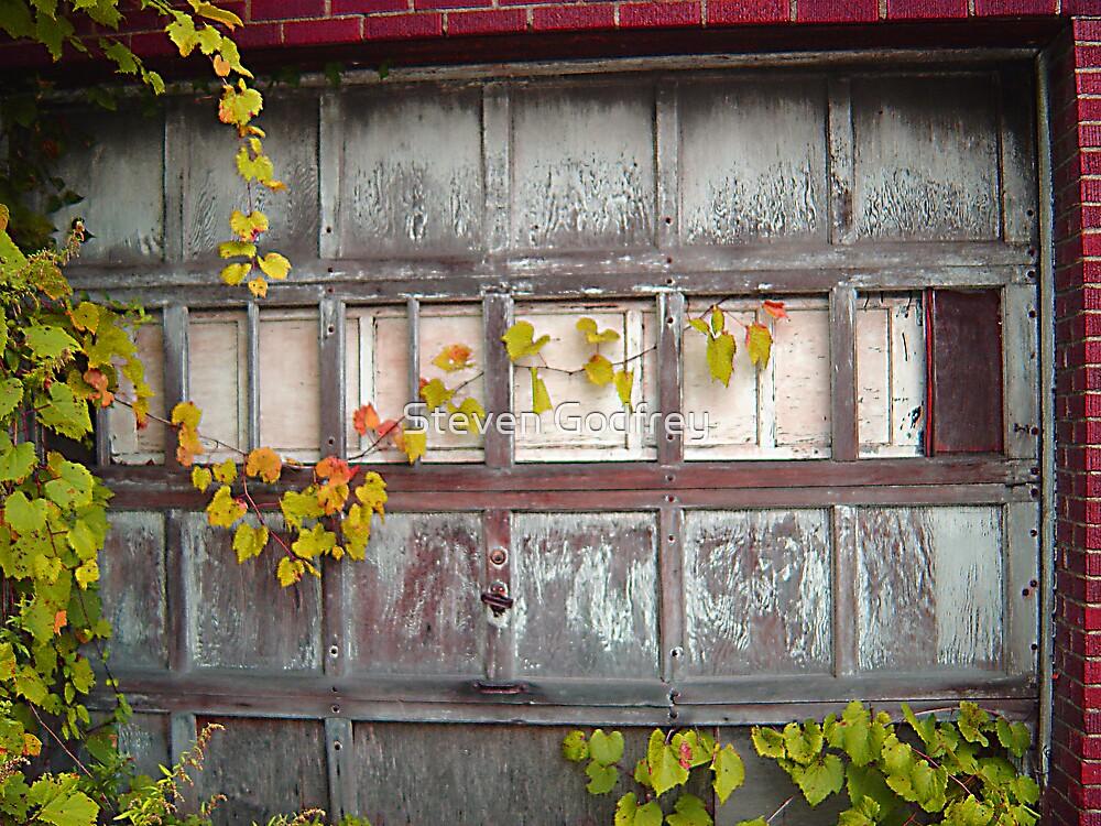 Garage Door by Steven Godfrey