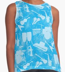 Musical Instruments Contrast Tank