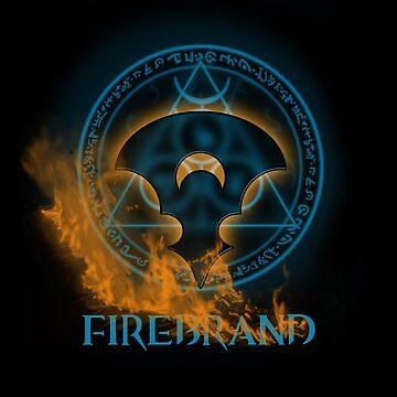 Guild Wars 2 PoF - Firebrand (Guardian) | Abrasador (Guardián) by HelenFerroni