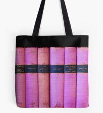 The Bronte Sisters Heather Edition Tote Bag