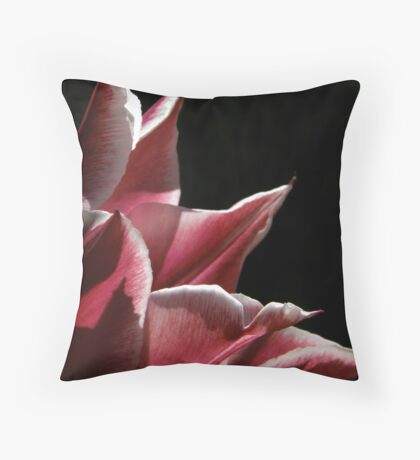 Glowing Too Throw Pillow