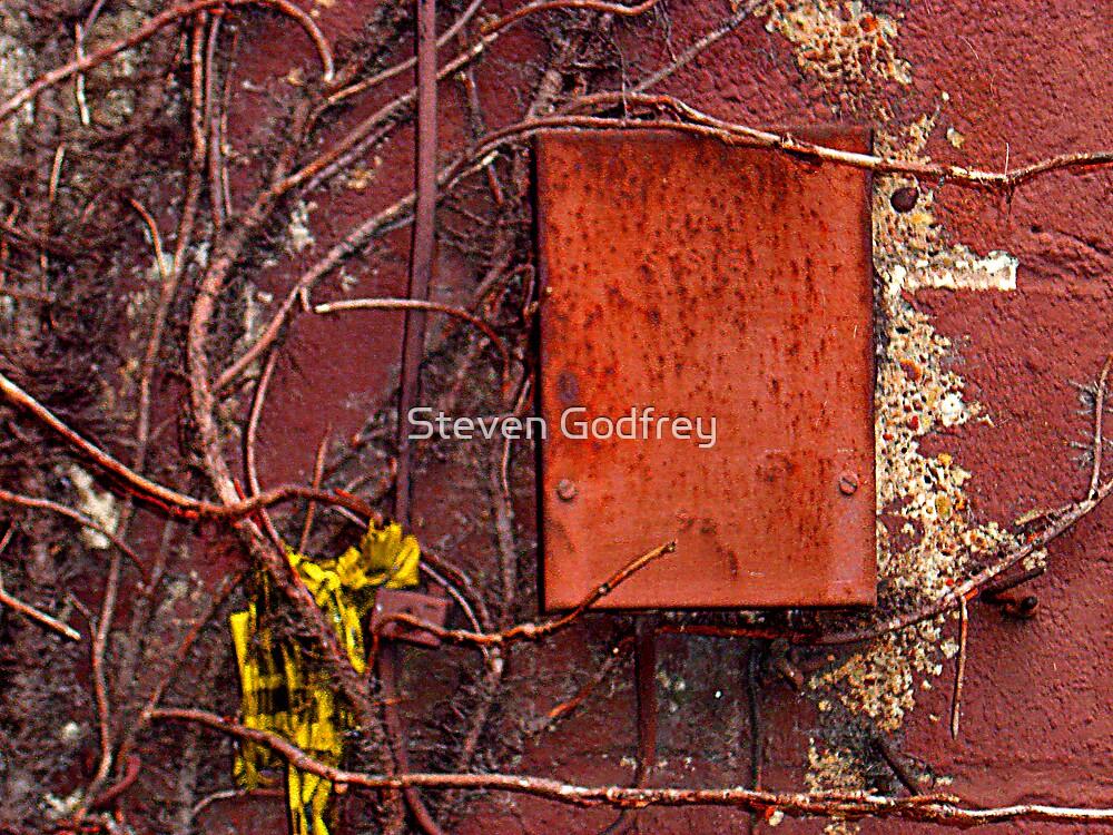 Phone Box by Steven Godfrey