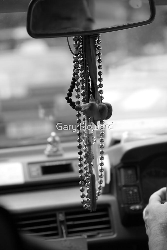 taxi by Gary Howard