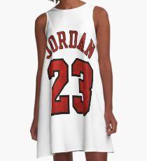 Jordan 23 Worn A-Line Dress