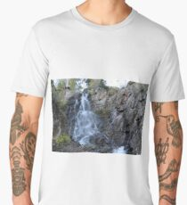 Casper Wy Waterfall 6 Men's Premium T-Shirt